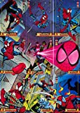 #8: AMAZING SPIDER-MAN 1994 FLEER COMPLETE BASE CARD SET OF 150 MARVEL
