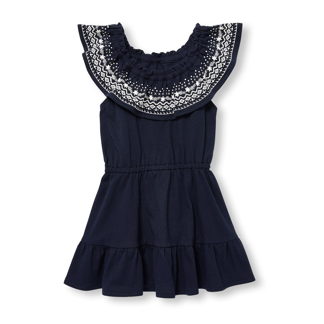 fd78e203b Galleon - The Children s Place Baby Girls Sleeveless Casual Dresses ...