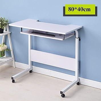SED Mesa pequeña- Escritorio de la computadora incrustado Mesa de ...