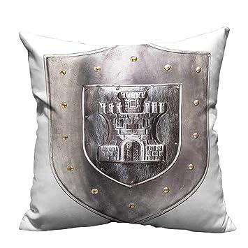 Amazon.com: Alsohome - Fundas de cojín, diseño gótico de ...