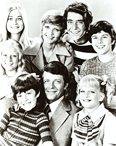 - Brady Bunch Cast Florence Henderson Robert Reed 8x10 Photo #S4266