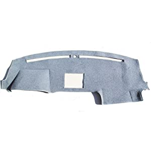 Hex Autoparts Dash Cover Mat Dashboard Pad for Ford F150 2015-2017 (Gray)