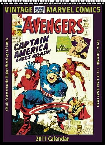 marvel comics 2011