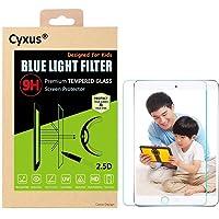 Cyxus Filtro de luz Azul Pantalla Bloqueo UV Anti Arañazos 9H Protector de Pantalla de Vidrio temperado para iPad Mini 1/2/3