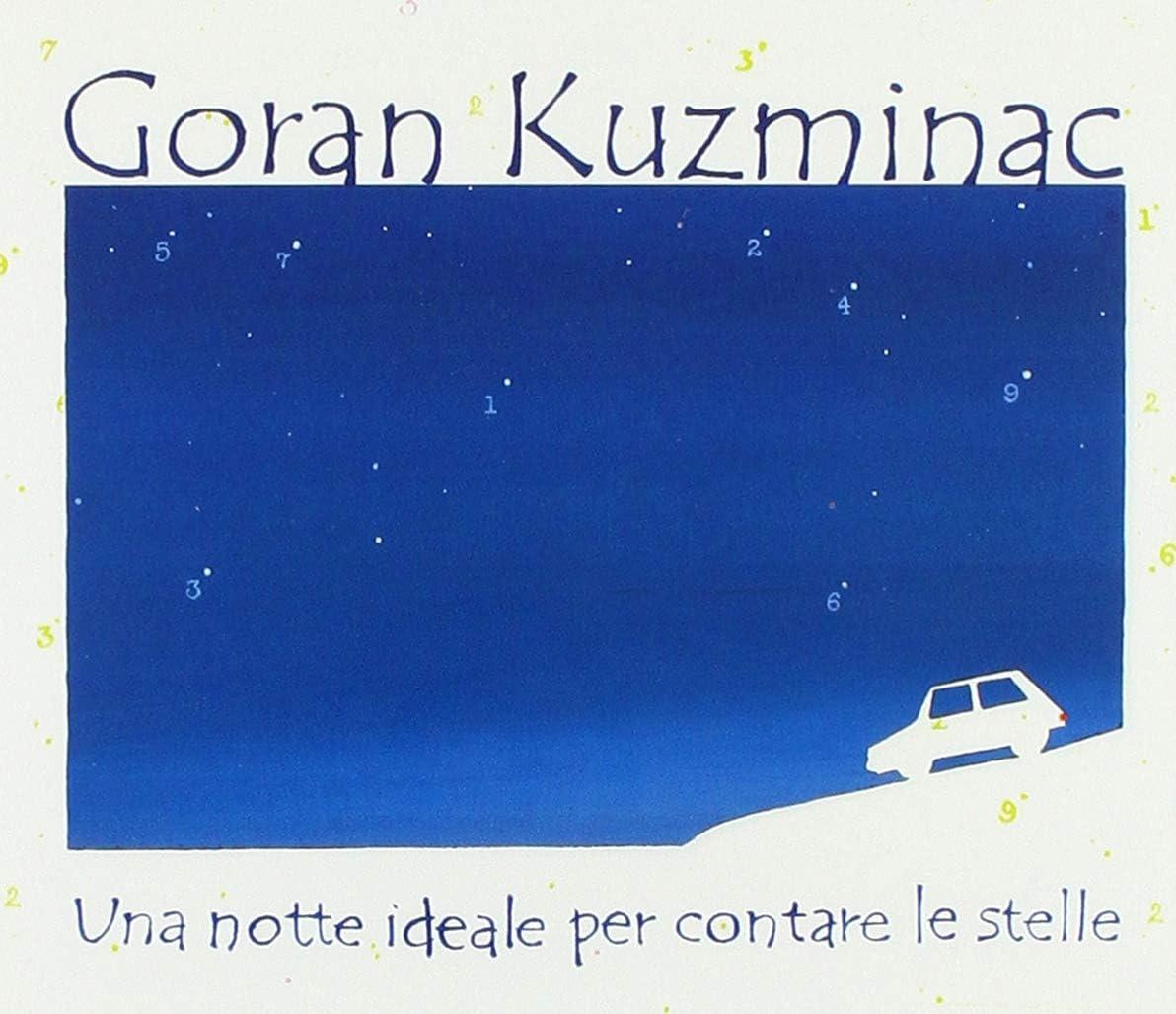 Goran Kusminac - Una notte ideale per contare le stelle - cover
