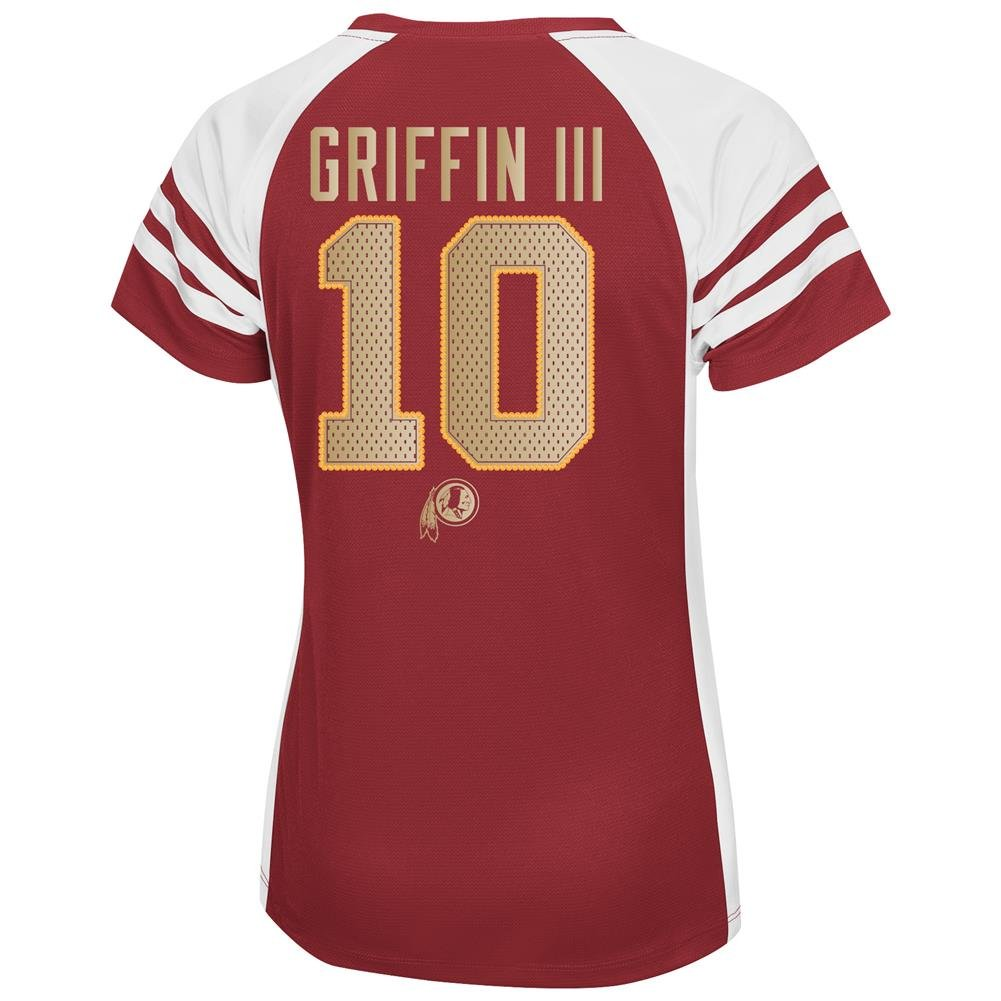 003d42016 Amazon.com   Washington Redskins Robert Griffin III Draft Him IV Womens  Jersey Top   Sports   Outdoors
