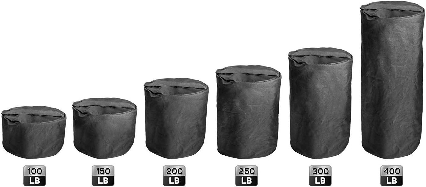 Fitness Sandbag Strongman Sandbags 200LBS Fitness 1000D Nylon Strength Training