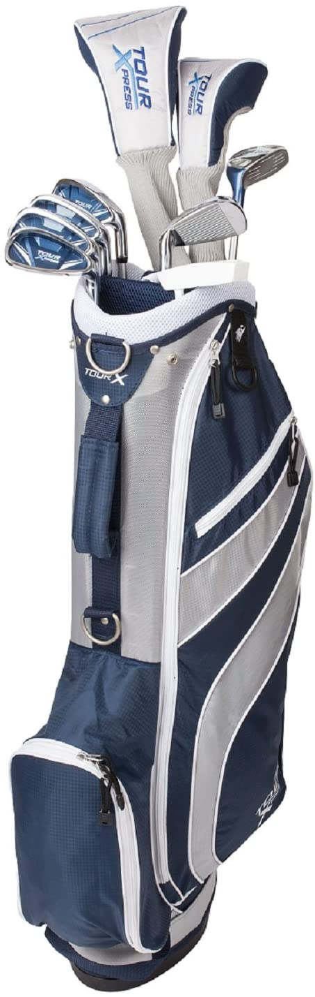 Merchants of Golf 81000 Golf Club Complete Sets, Blue