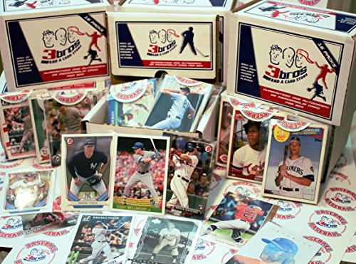 (16 pack sealed box of baseball cards with 15 different modern & vintage cards from all brands in each pack. Guaranteed one autograph or memorabilia card per box! Great for birthday's!)