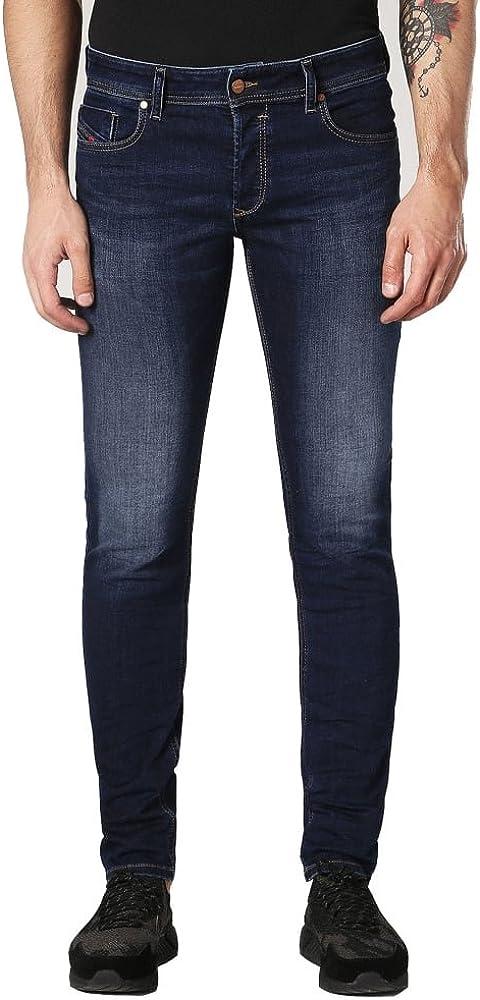 Diesel Sleenker Jeans Skinny Uomo