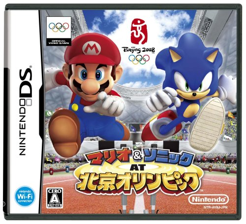 Mario & Sonic at the Olympic Games [Japan Import]
