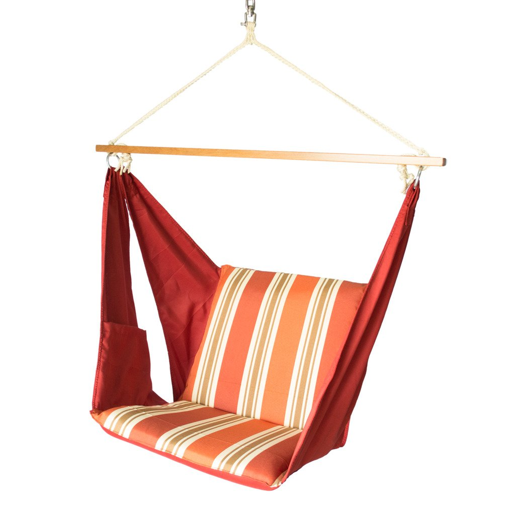 Slack Jack Butterfly Fabric Swing (Red and Brown): Amazon.in