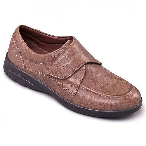 Padders - Mocasines de Piel para Hombre Beige Gris, Color Beige, Talla 45: Amazon.es: Zapatos y complementos
