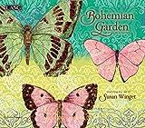 Lang 2017 Bohemian Garden Wall Calendar, 13.375 x 24 inches (17991001851)