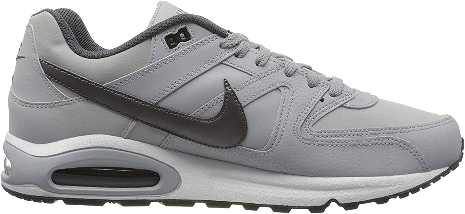 Nike Air Max Command Leather, Zapatillas de Running para Hombre ...