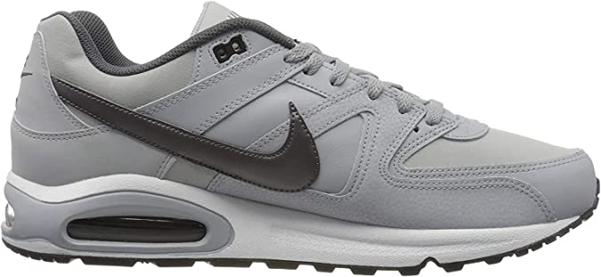 Nike Air Max Command Leather, Zapatillas de Running para Hombre ...