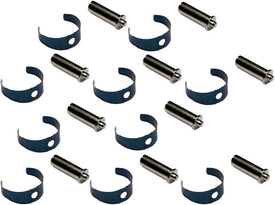 Dremel 2 Pack of Genuine OEM Replacement Shaft Lock Assemblies # 2610009839-2PK