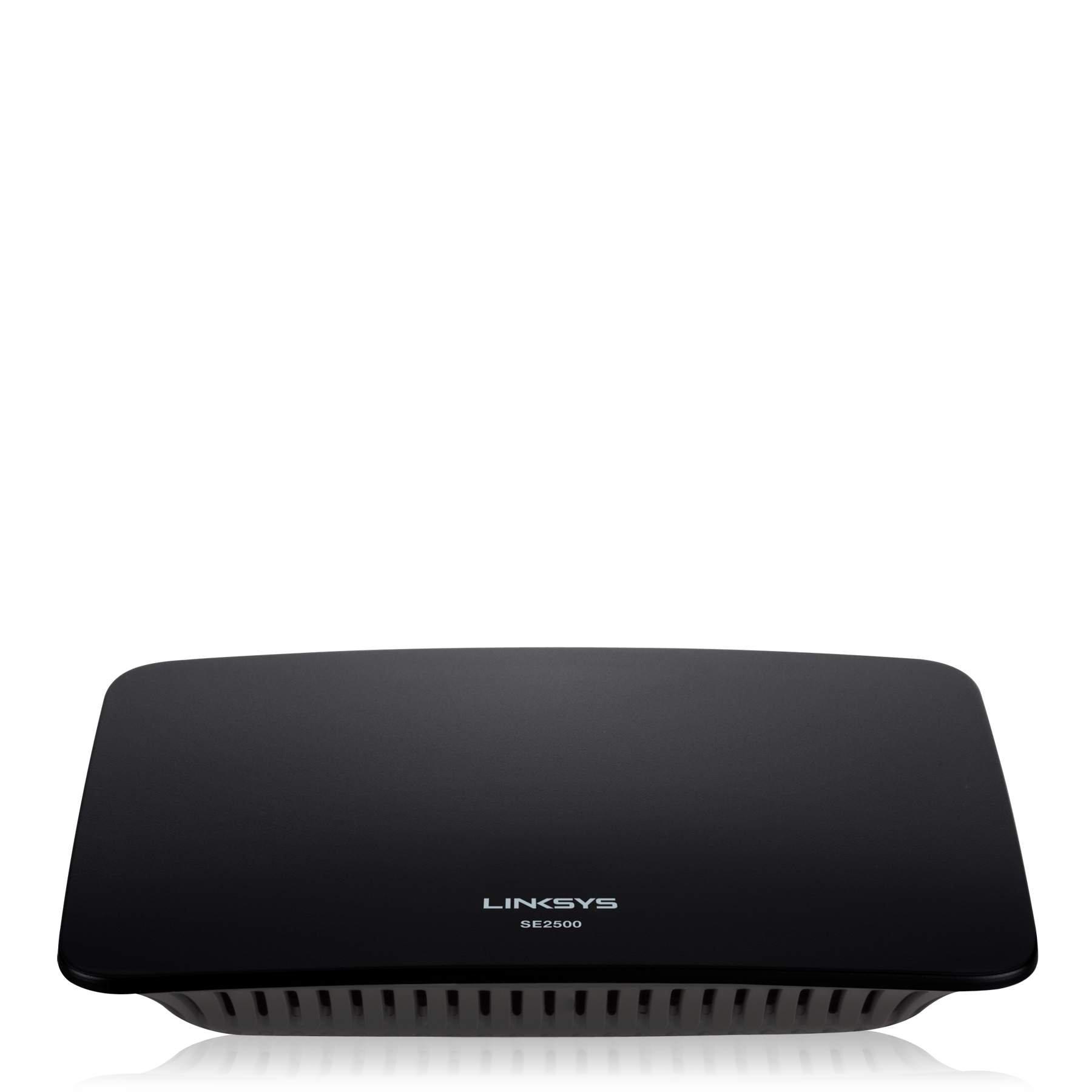 Linksys SE2500 5-Port Gigabit Ethernet Switch by Linksys