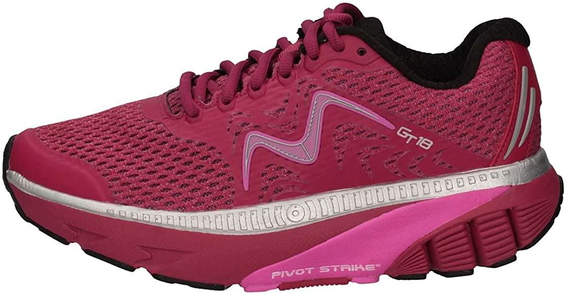 MBT 702016-1185Y Zapatillas Mujer Fucsia 37: Amazon.es: Zapatos y complementos