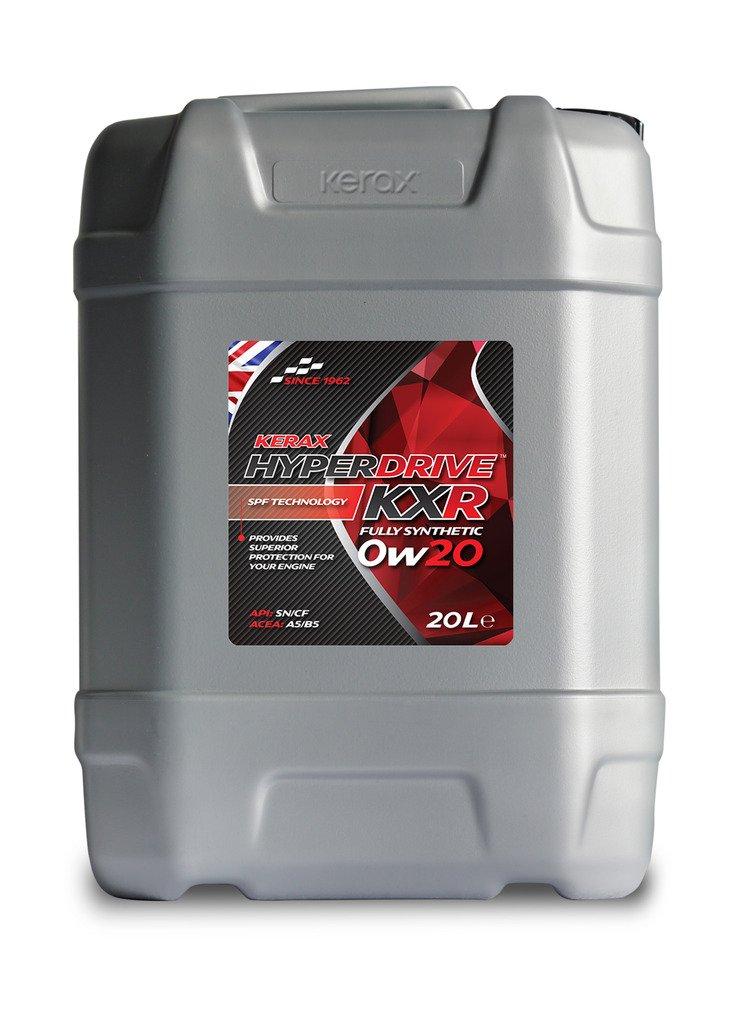 Haute qualité 20Litre Huile moteur pour moteurs essence et diesel sAE 0W20–Api SN/CF ACEA A5/B5–iLSAC GF5–dexos 1–GM 4718m Transpares Automotive ltd