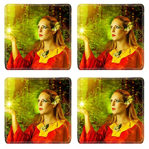 liili-natural-rubber-square-coasters-image-id-17766152-fairytale-young-beautiful-woman-fairy-in-summ