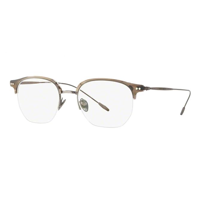 Occhiali Da Vista Uomo Giorgio Armani Ar 7153 5042 Nero Pillow Eyeglasses 145 PiqnFsX