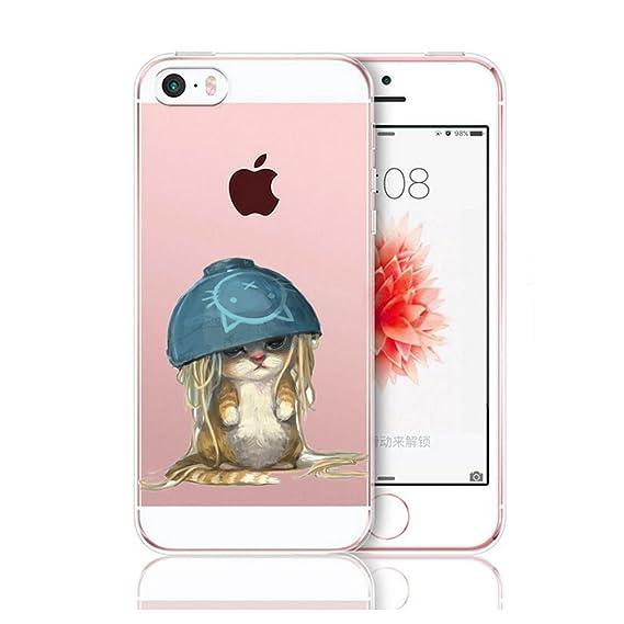7c0b73f8397 Caler iPhone 5 Case iPhone 5S Caso iPhone SE Funda Slim Cases Carcasa  Cáscara Cover Case