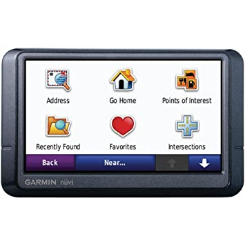 Garmin Nuvi 205 - Automotive GPS Receiver Manuals