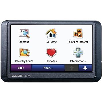 Download free pdf for Garmin Nuvi 255W GPS manual