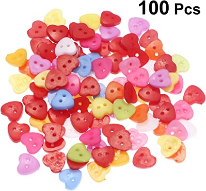 12mm **FREE**  SAME DAY POSTAGE 50 x FLOWER RESIN BUTTONS MIXED COLOURS