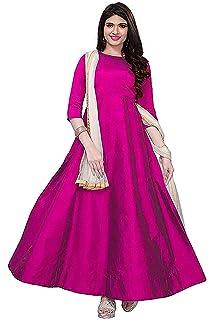 170975c9b79 Maruti Fashion Women s Net Semi-stitched Embroidered Salwar Suit ...