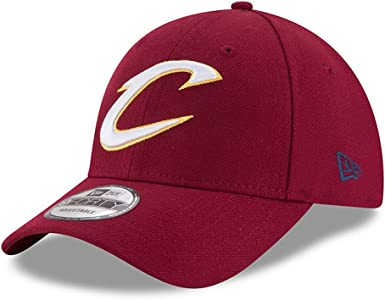 New Era Cleveland Cavaliers The League 9Forty Gorra, Hombre, Rojo ...