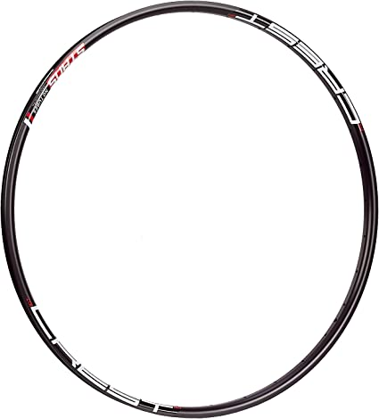 26 inch 355 Disc Rim 32 hole Stan/'s No Tube ZTR White