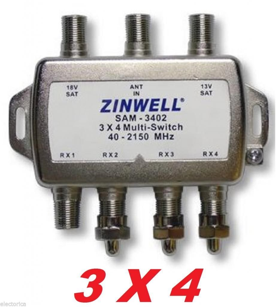 61hJmb1CBqL._SL1024_ amazon com zinwell 3 x 4 multi switch electronics zinwell 3x4 multiswitch wiring diagram at soozxer.org