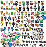 Pinata Toy Mix 64 pcs (108 pcs)