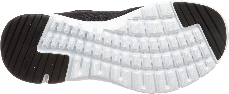 Skechers Damen Flex Appeal 3.0-Satellites Sneaker Bktq