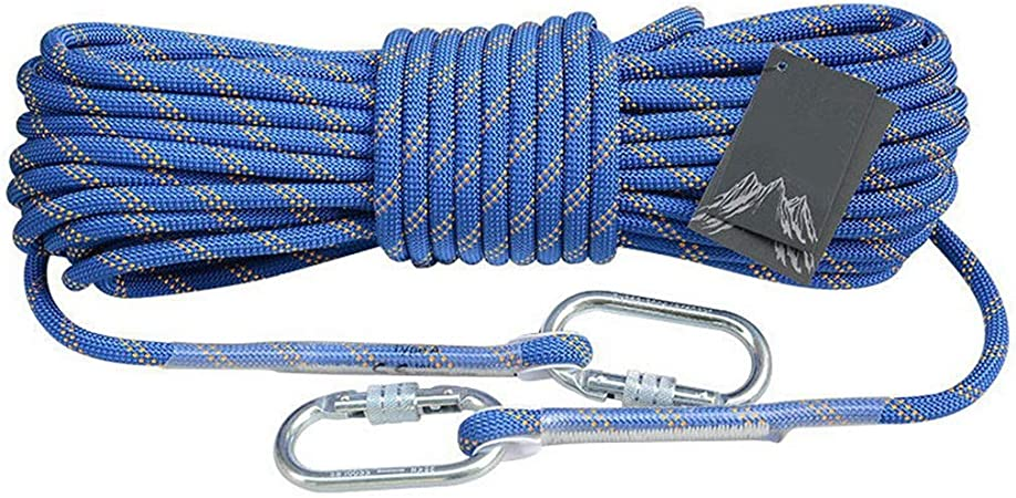 DLYDSS Cuerda para Escalar, Cuerda De Seguridad, Cuerda para ...