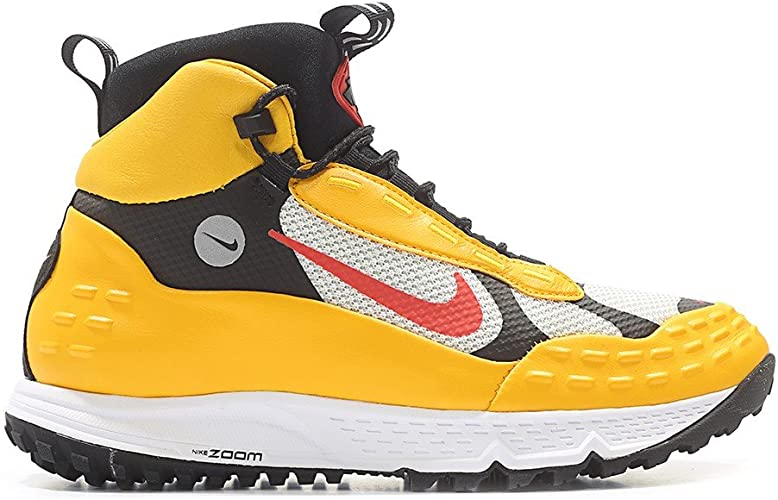 Nike para hombre AIR ZOOM Sertig 16 Zapatillas (TAXI / CHILE rojo-negro-blanco) 904335 700 RU 6 EU 40 US 7: Amazon.es: Zapatos y complementos