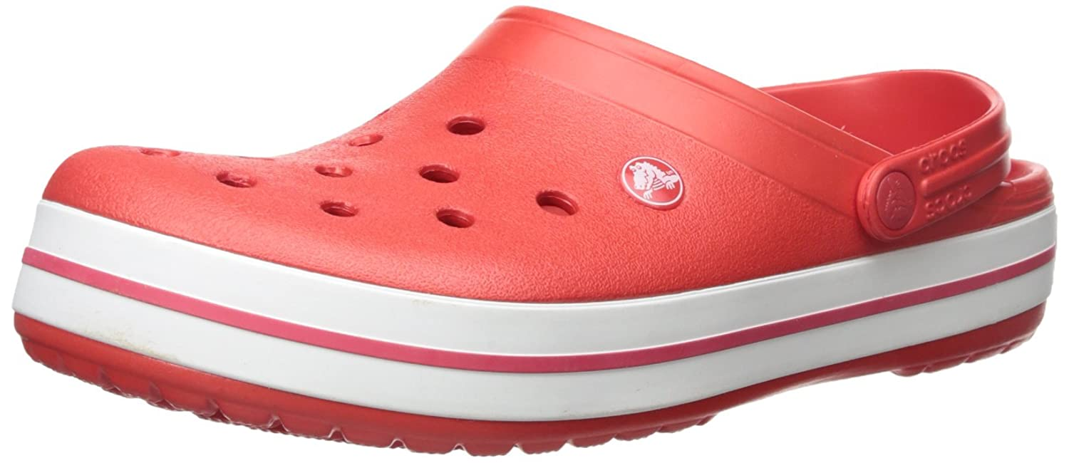 Crocs Crocband, (Flame/White) Sabots 19246 Mixte Crocband, Adulte Rouge (Flame/White) 7c47b74 - boatplans.space