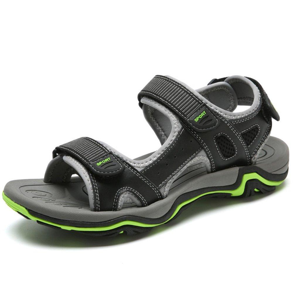 Zapatos De Playa para Hombres Zapatos Casuales Sandalias 42 EU|Black