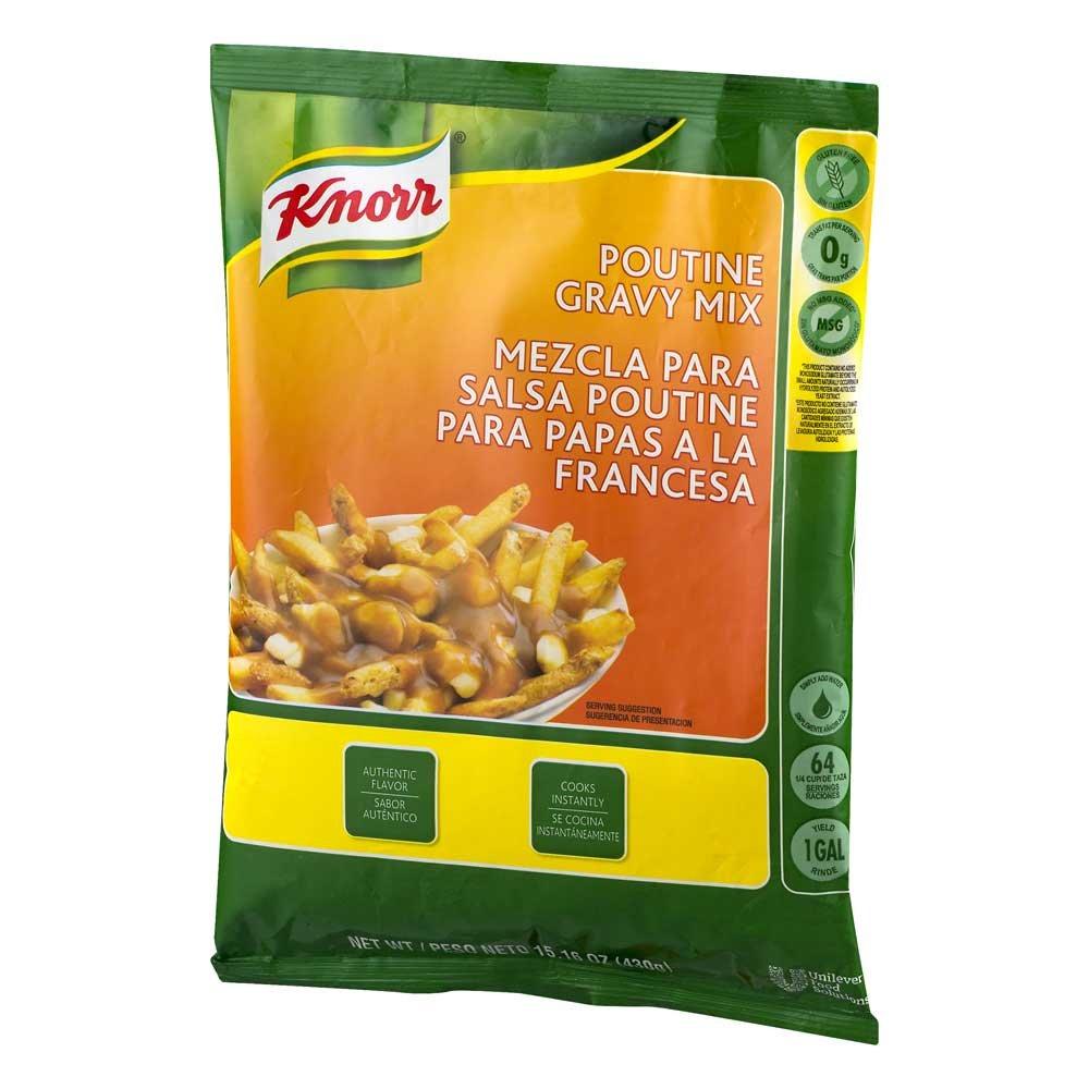 Amazon.com : Knorr Poutine Gravy.94 pound - 6 Per Case : Grocery & Gourmet Food