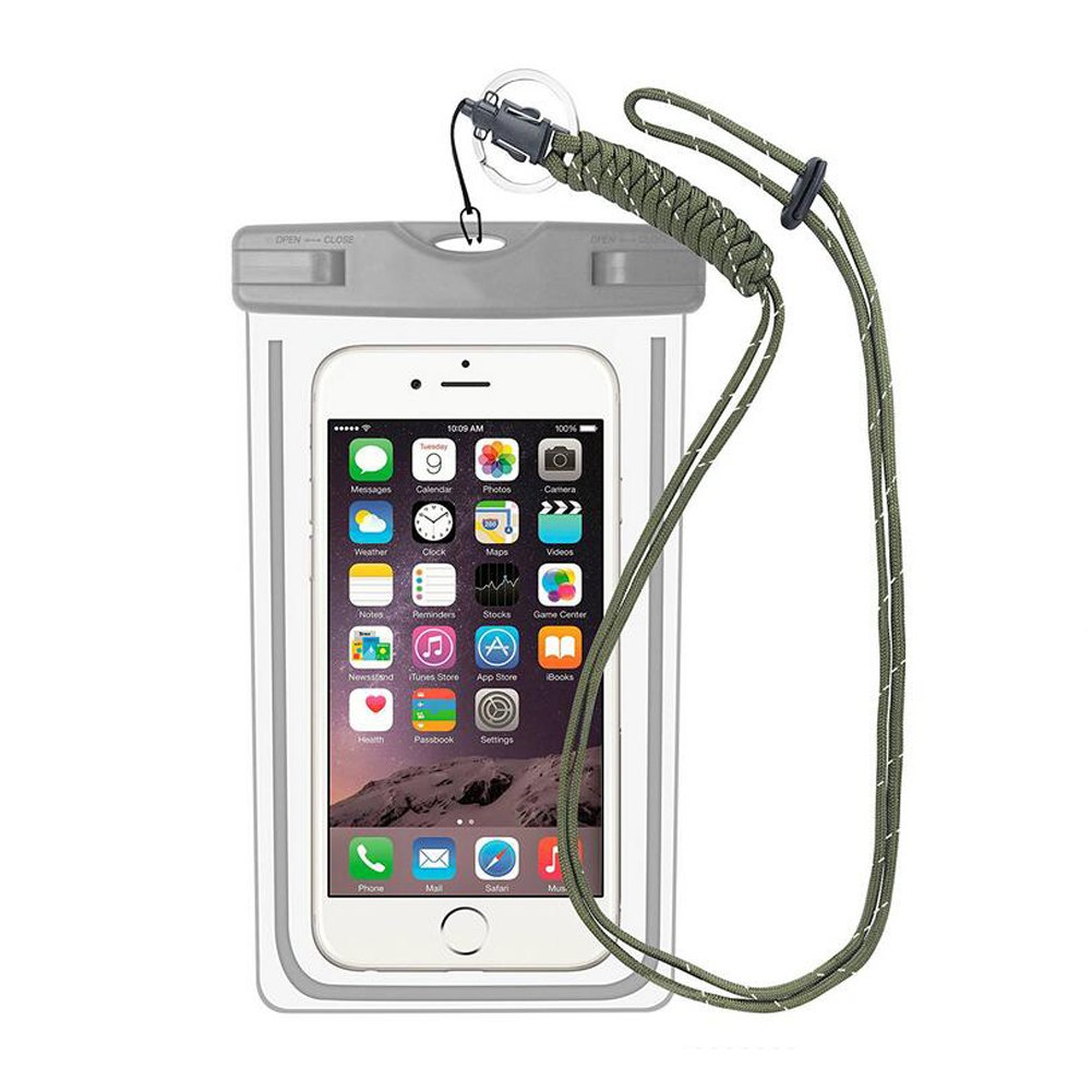e18d90be4a246 SYSI Waterproof Mobile Phone Case Waterproof Case / Bag for Money ...