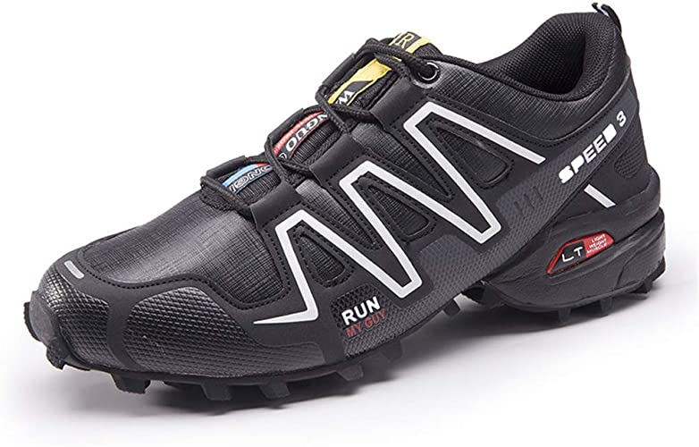 Fashion Hot Men/'s Camping Speedcross 3 Athletic Running Outdoor Hiking Shoes