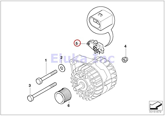 33si alternator wiring diagram best place to find wiring and BMW 325Xi Engine Diagrams amazon bmw genuine engine electrical alternator generator voltage regulator x5 4 4i x5 4 8is 545i 645ci 650i 650i 645ci 650i 650i x5 4 8i x5 35dx