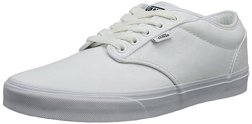 Vans M Atwood (Canvas) White/ - Zapatillas de Lona para Hombre