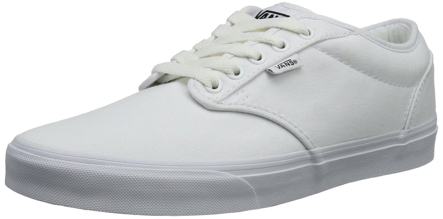 2e143befd6 Galleon - Vans Men s Atwood (Canvas) White White Skate Shoe 11 Men US