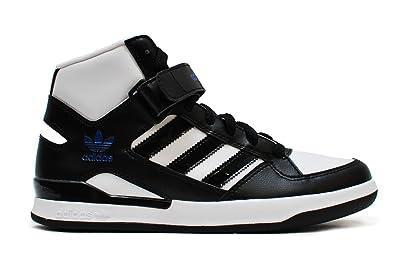 newest 2d7c2 64da2 Adidas Men s - Forum Mid Remodel - White Black Royal ...