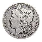 Morgan Dollar Circulated 1878 1904 Dollar Very Good