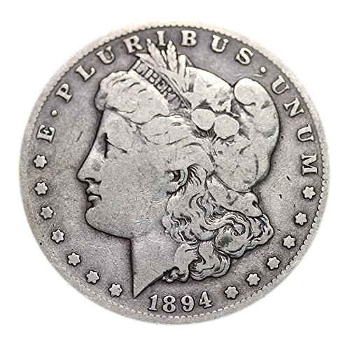 (Morgan Dollar Circulated 1878-1904 Dollar Very Good)