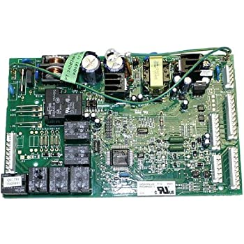 amazon com general electric wb27x10311 control board home ge wr55x10942 refrigerator main control board